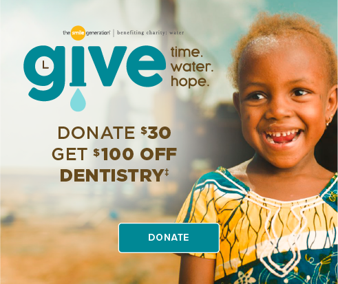 Donate $30, Get $100 Off Dentistry - Lady Lake Smiles Dentistry